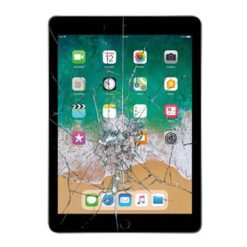 iPad A1893 6th Generation 9.7 2018 Replacement Glass Touchscreen Digitizer Repair