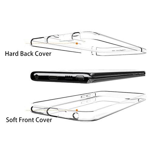 samsung galaxy j4 plus 2018 360 u00ba pc  u0026 tpu full case with protective screen cover  u2013 phone fix