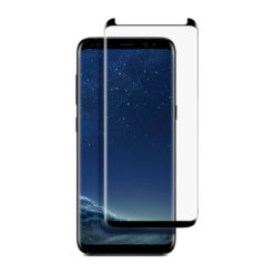 Samsung Galaxy S9 Case Friendly Edge To Edge Full Tempered Glass Screen Protector