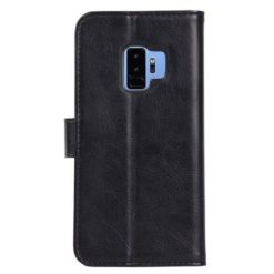 Samsung Galaxy S9 PU Leather Side Opening Wallet Case With Card Slots