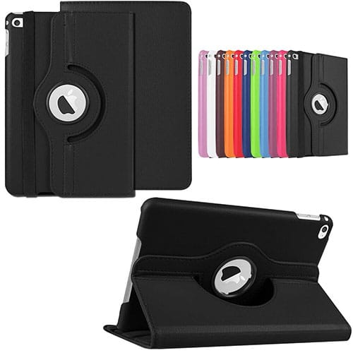 iPad Mini 5 360 Degree Rotating Smart PU Leather Stand Case / Cover