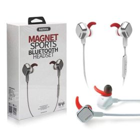 Remax S2 Magnetic Stereo Sports Bluetooth Headset