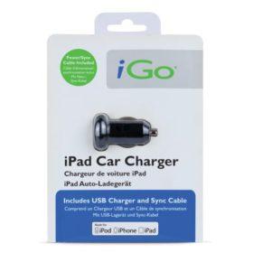 iGo iPhone / iPad 2.1A Car Charger MFI