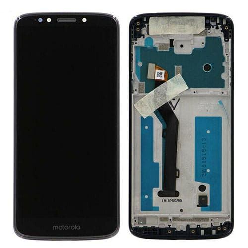 Motorola Moto G6 Play LCD Screen & Touch Digitiser With Frame