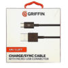 Griffin 1M Micro-USB Charge / Sync Cable