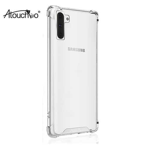 Atouchbo Genuine Anti-Shock King Kong Super Protection Shockproof TPU Gel Case - Galaxy Note 10