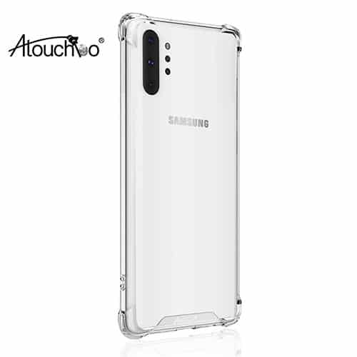 Atouchbo Genuine Anti-Shock King Kong Super Protection Shockproof TPU Gel Case - Galaxy Note 10 Plus