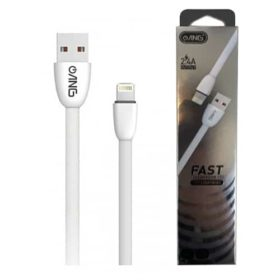 ANG Lightning 1M 2.4A USB Fast Charge / Sync Cable