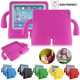 iPad Air / 9.7 2017 & 2018 Kids Shockproof Foam Stand Case Cover
