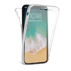 iPhone X 360° Ultra Thin Shockproof TPU Gel Protective Case